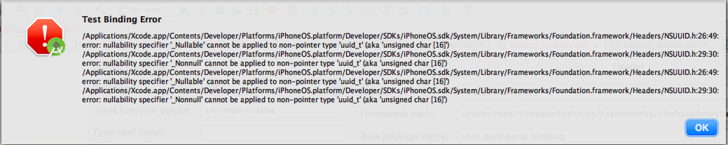 MOE 1 4 0 with Xcode 9 support is available for testing