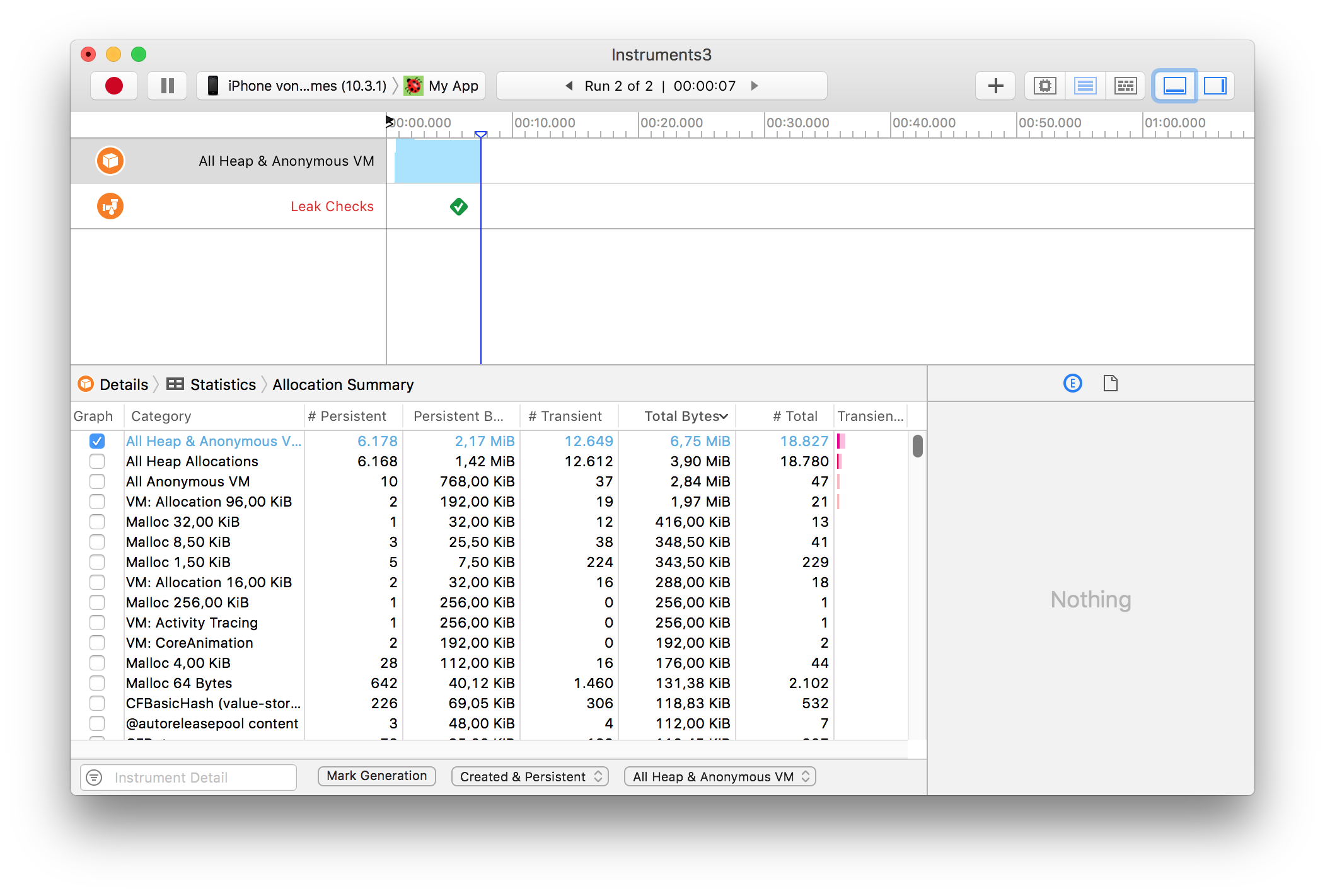 High RAM Usage in MOE - Support - Multi-OS Engine